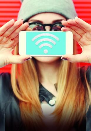Acum ai cumpărături la Mega Mall cu Wi-Fi inclus!