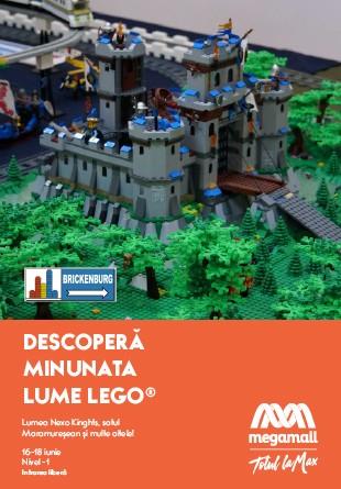 Călătorește în lumea LEGO®!