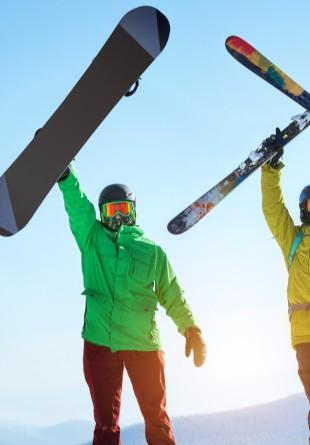 Cum arată echipamentul de schi?