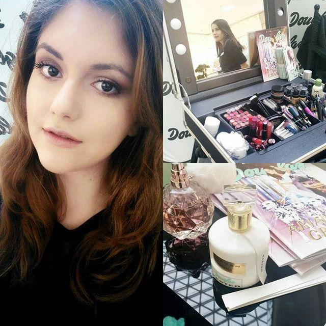 @suprememermaidprincess visited Beauty Days at #MyMegaMall  Come check out what our beauty brands have prepaired for you!
