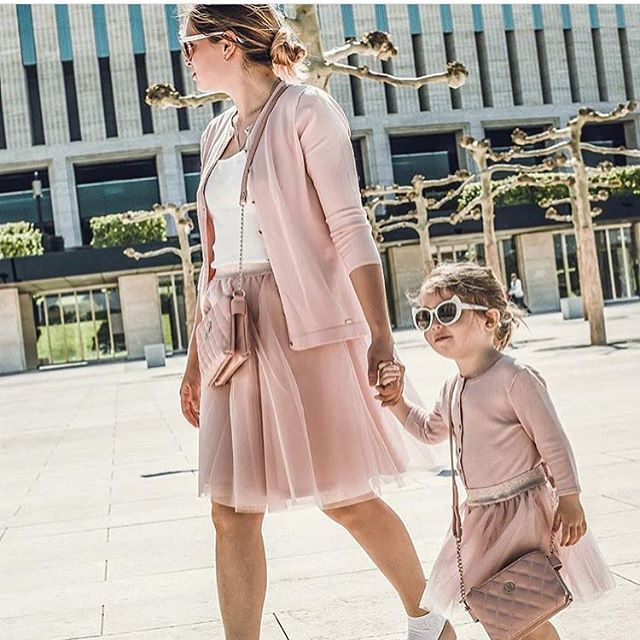 Like mother, like daughter #mymegamall @mohitofashion . . . #fashionista #fashionporn #momlife #mommyandme #momblogger #momanddaughter #motherhood #parenting #parents #parenthood #mommystyle #styleguide #styleinspiration #likemotherlikedaughter #dressinpink #pink #wiwt #whattowear #whatiworetoday